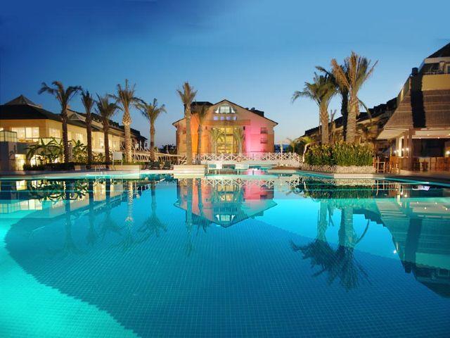 Отель Alva Donna Exclusive Hotel Spa 5 / Турция / Белек